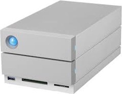 LACIE 2BIG DOCK THUNDERBOLT™ 3 16TB HDD (ENTERPRISE CLASS) STGB16000400