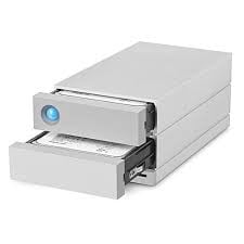 LACIE 2BIG DOCK THUNDERBOLT™ 3 20TB HDD (ENTERPRISE CLASS) STGB20000400