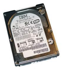 HDD IBM ATA 160GB - 2.5'