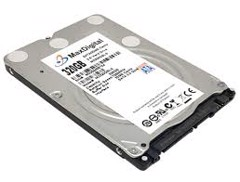 HDD IBM SATA 320GB - 2.5'