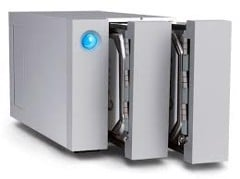 LACIE 2 BIG THUNDERBOLT 2 16TB HDD STEY16000401