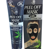 Gel mặt nạ YC chiết xuất than tre 100ml Peel off mask Bambo charcoal