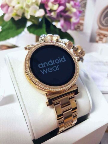 Michael Kors Smart-Watch - F00121