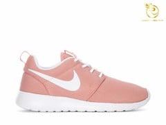 Giay Nike Roshe One Pink White