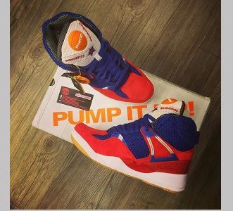 Giày Reebok x Concepts The Pump Certified