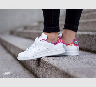 Giày Adidas Originals Stan Smith Floral