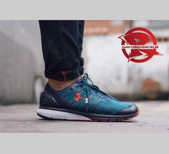 Giày Under Armour Bandit 2.0 Peacock MidNight Navy