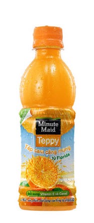 Minute Maid Teppy Cam