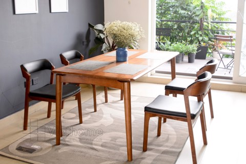 SET CHARMANT DINING TABLE