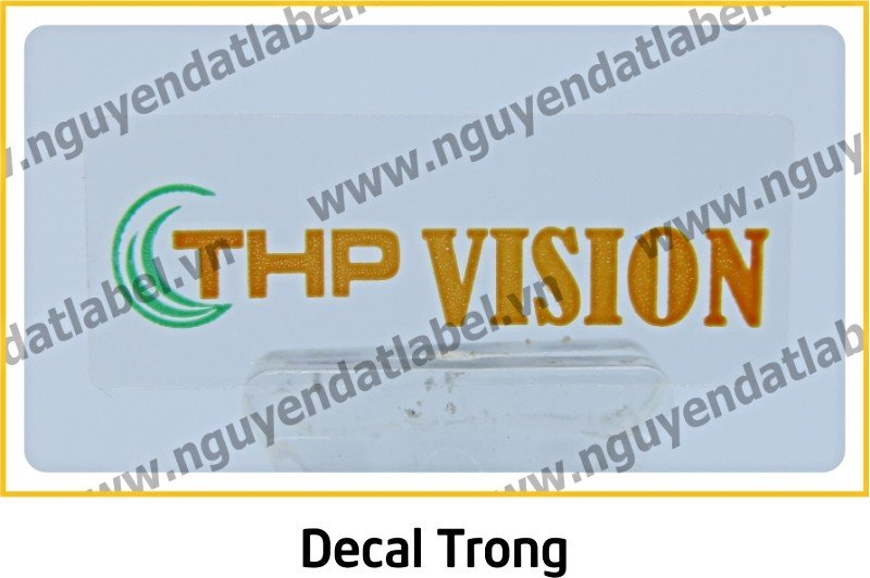 Decal Trong