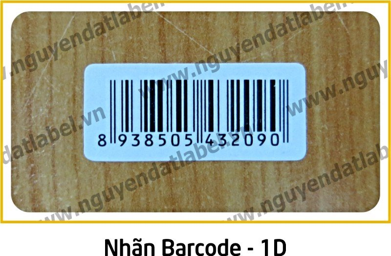 Tem In Barcode