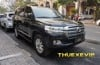 TOYOTA LAND CRUISER - BLACK