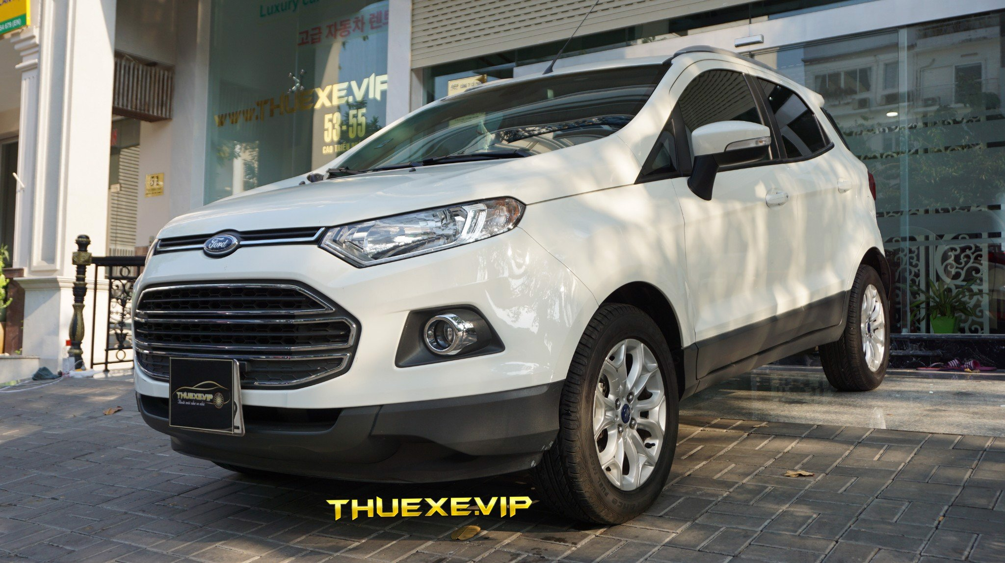 FORD ECOSPORT - AIRPORT