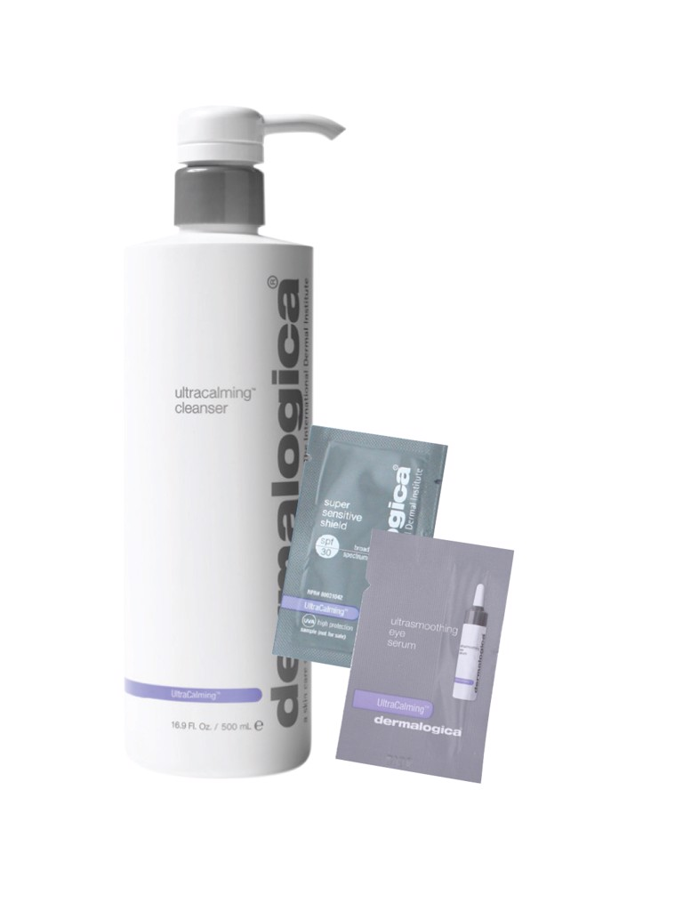 UltraCalming™ Cleanser On-pack