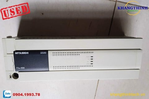FX3U-80MR/ES-A PLC CŨ - USED