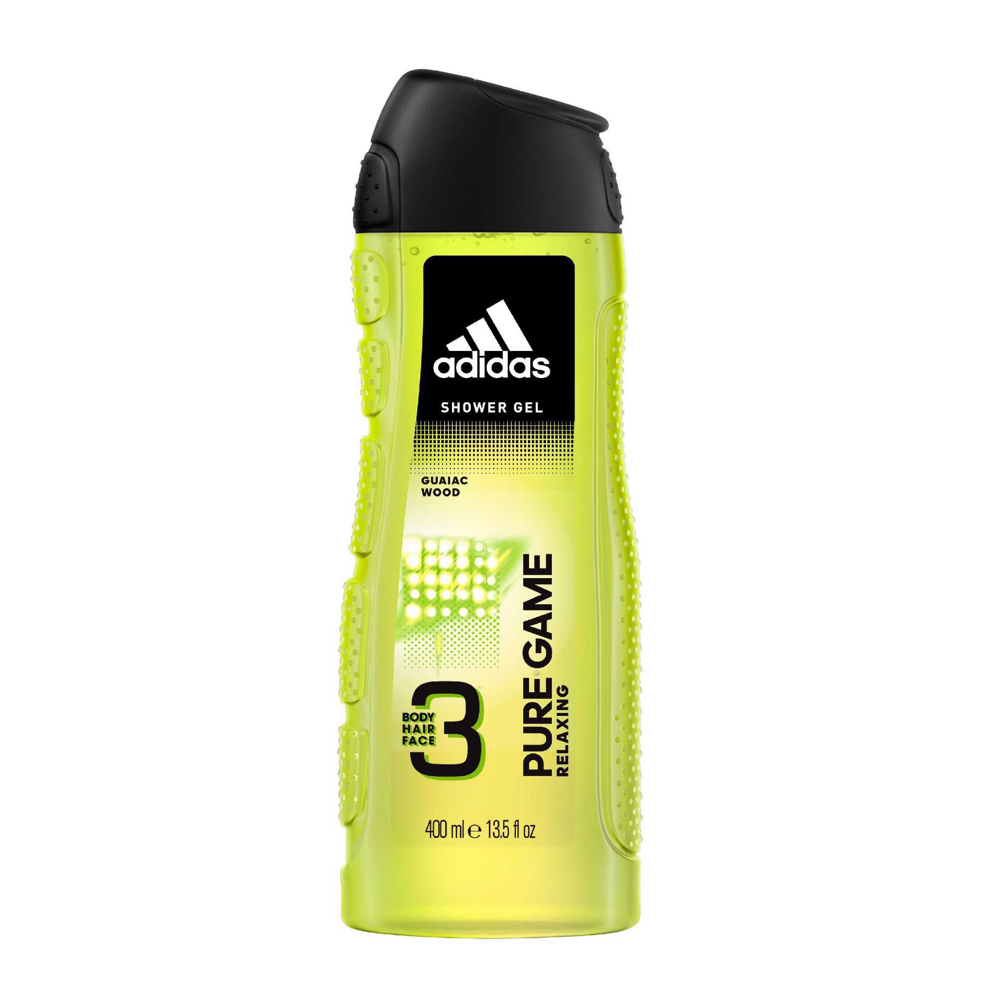 sua tam goi toan than nam adidas pure game 400ml