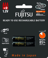 pin sac fujitsu hr 4uthcex 2b aaa 900mah rechargeable battery