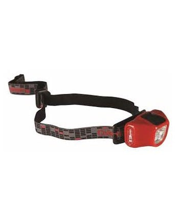 den day deo dau coleman cht4 headlamp cht4 red black 2000012752 lighting headlamps
