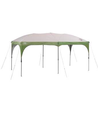 mai che coleman 16 x 8 2000006708 16 x 8 instant canopy shelter