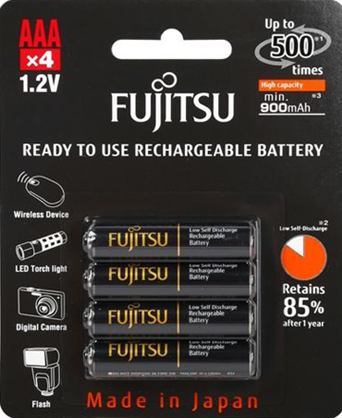 pin sac fujitsu hr 4uthcex 4b aaa 900mah rechargeable battery