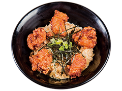 2 com ga ran oyakodon fried chicken donburi
