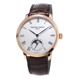 FREDERIQUE CONSTANT Slimline Moonphase - FC-705WR4S4