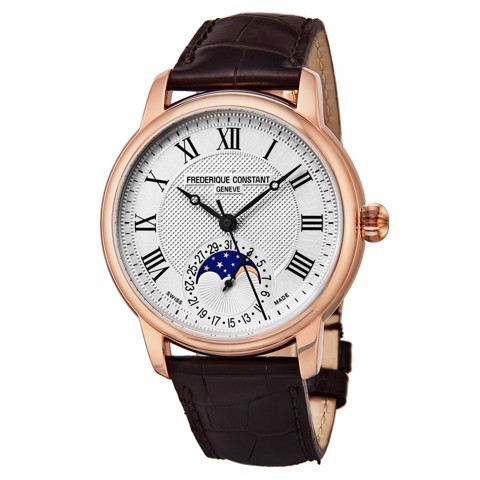 FREDERIQUE CONSTANT Classics Moonphase - FC-715MC4H4