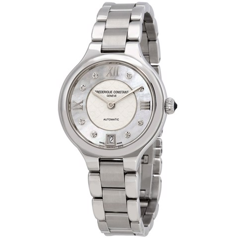 FREDERIQUE CONSTANT Classic Delight Automatic Ladies Watch - FC-306WHD3ER6B