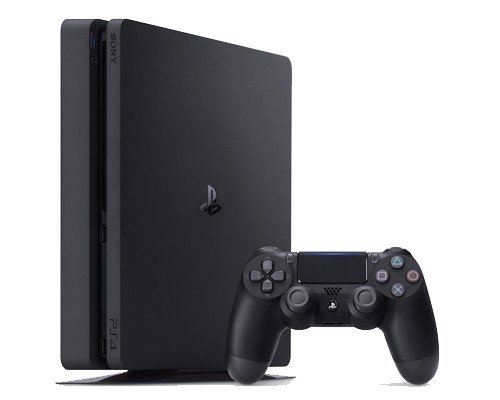 Máy chơi game PLAYSTATION 4 500G BLACK