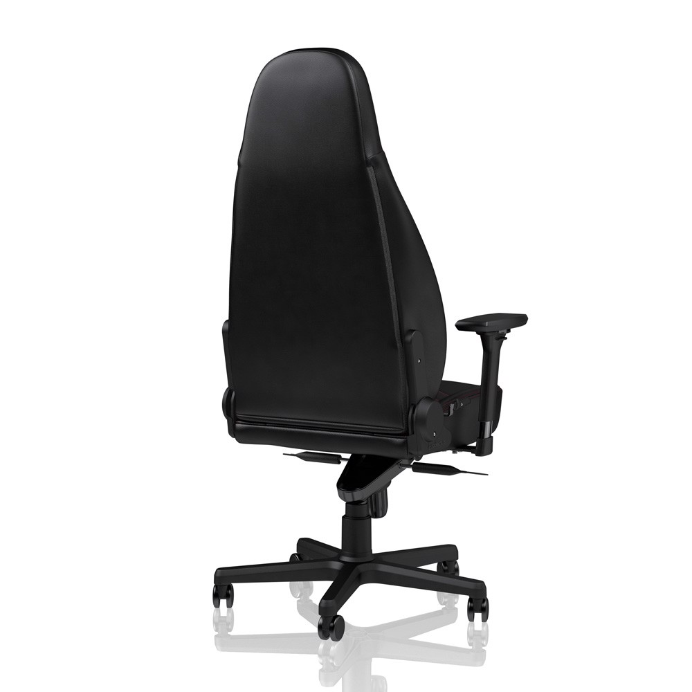 Ghế Gamer Noble Chair - Icon Series Black/Red