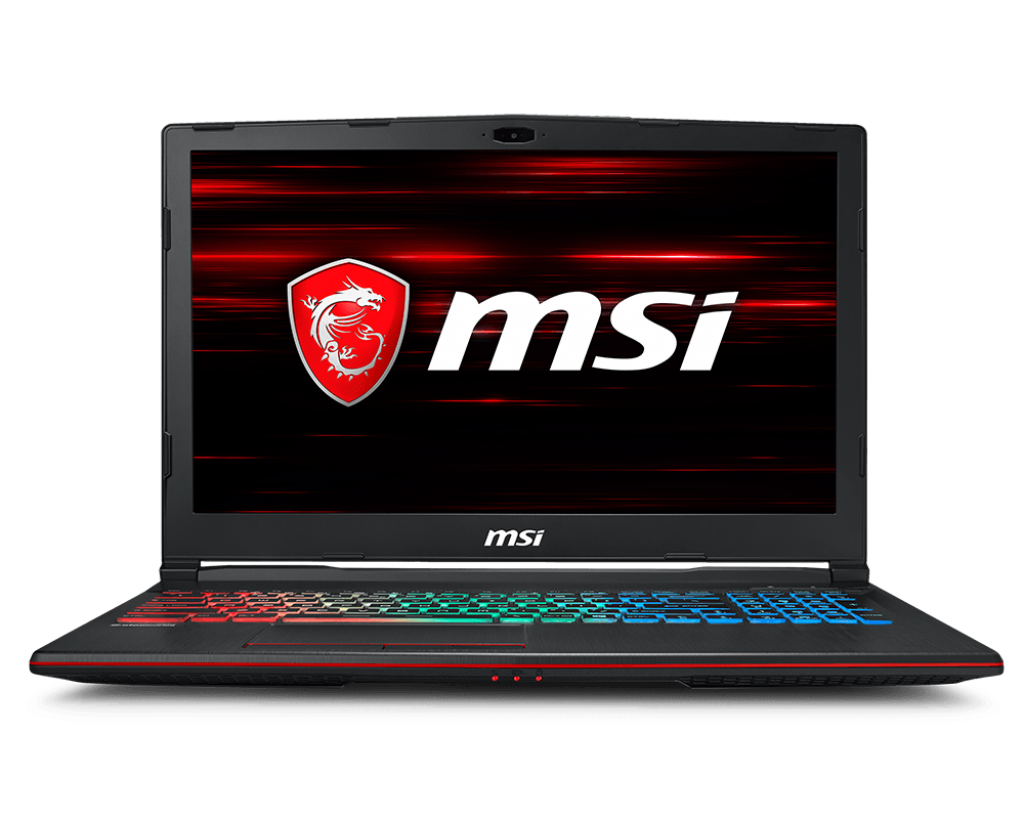 MSI GP63 8RE-249VN Leopard