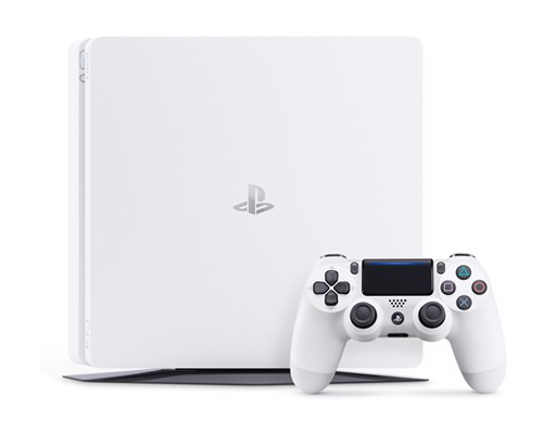 Máy chơi game PLAYSTATION 4 500G  White