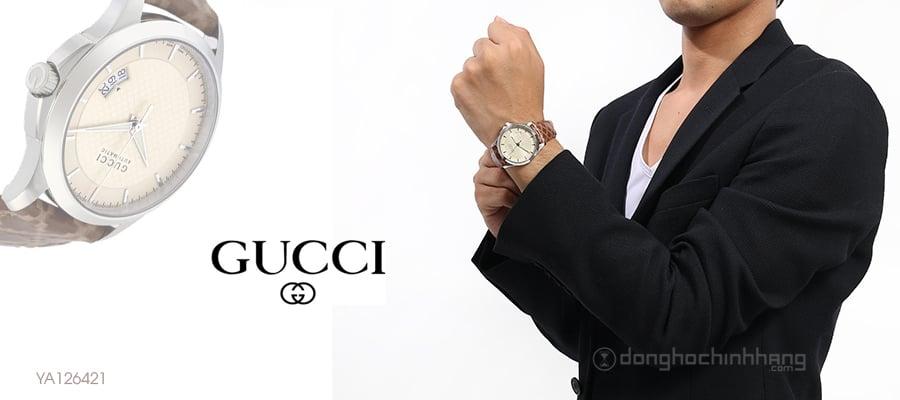 Đồng hồ Gucci YA126421