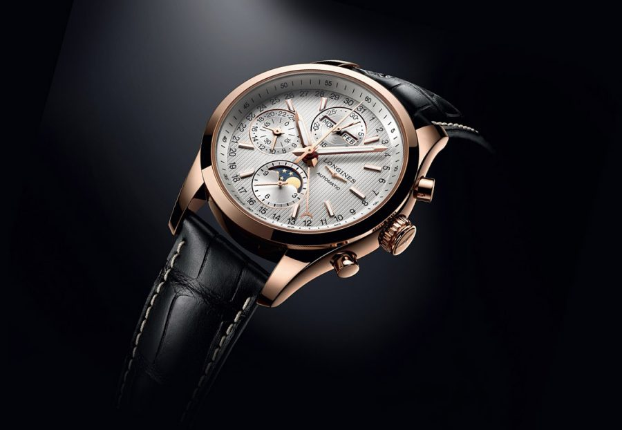 đồng hồ chính hãng moonphase