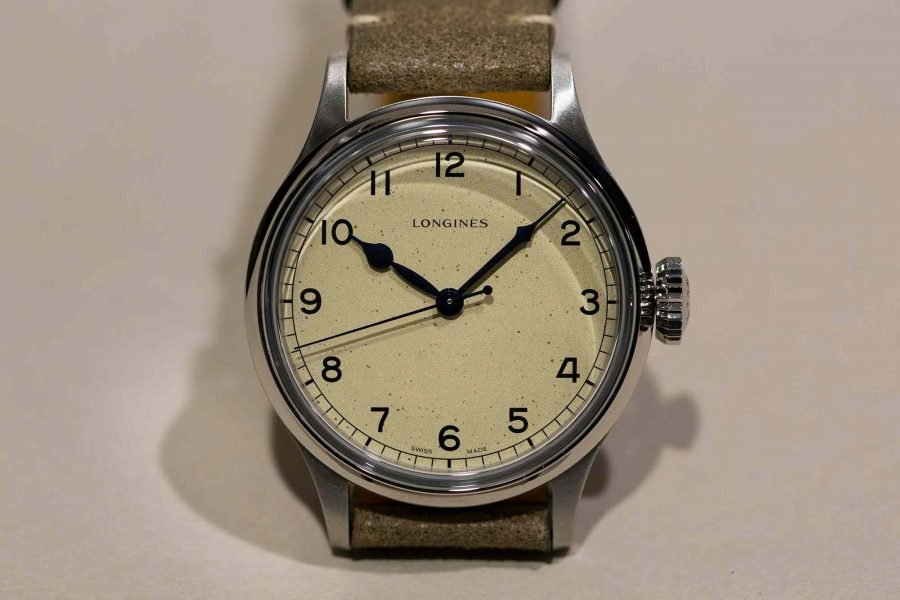 Longines Military Watch