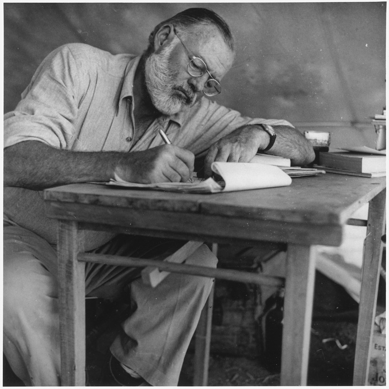 Đồng hồ của Ernest Hemingway