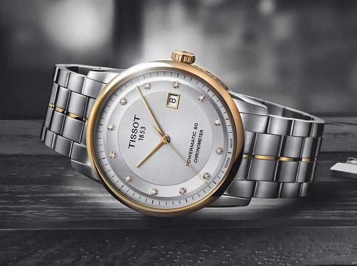 chọn đồng hồ nam Tissot