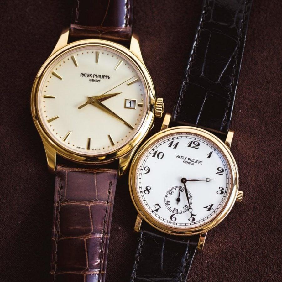 Patek Philippe và Rolex