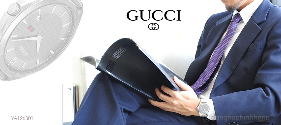 Đồng hồ Gucci YA126301