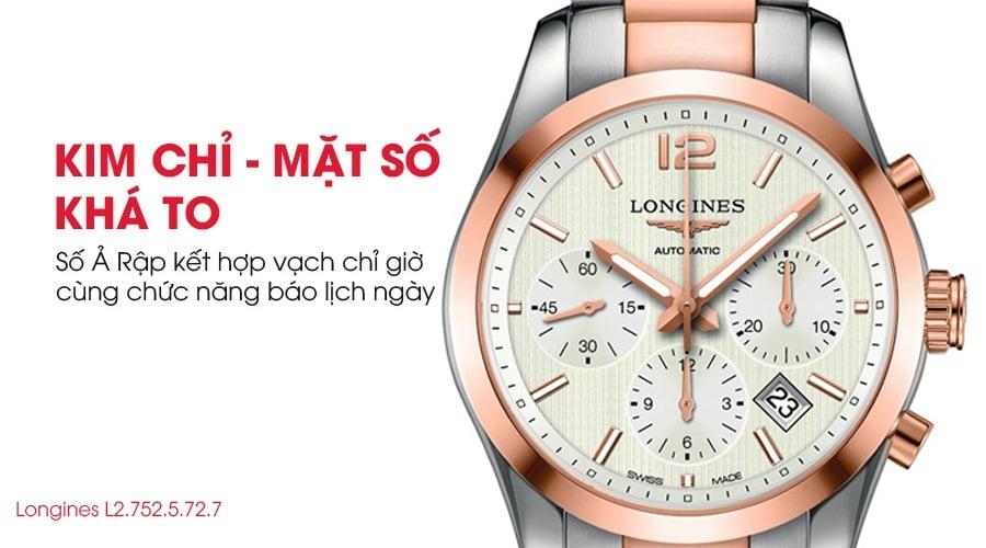 Longines L2.785.5.76.7