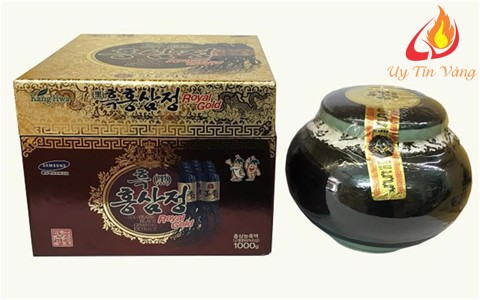 CAO HẮC SÂM SIX YEARS BLACK GINSENG EXTRACT ROYAL GOLD