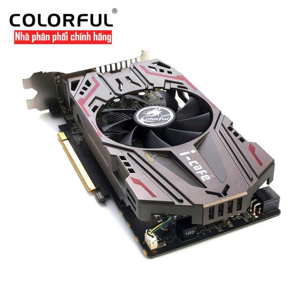 Colorful GeForce GTX 1050Ti SI-4G Green