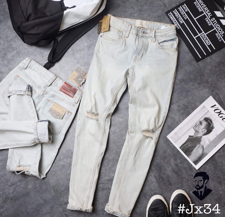 Quần Jean Jx34