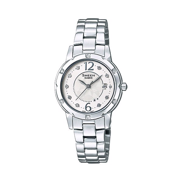 Đồng hồ cao cấp CASIO SHE-4021D-7AEF