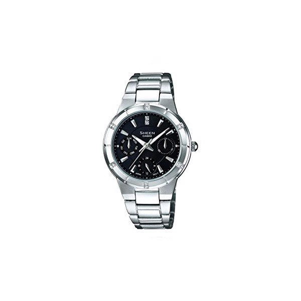Đồng hồ cao cấp CASIO SHE-3800D-1AER