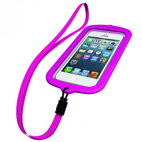 Waterproof IPX8 protect case (Pink)