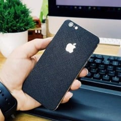Skin Da IPhone Đen