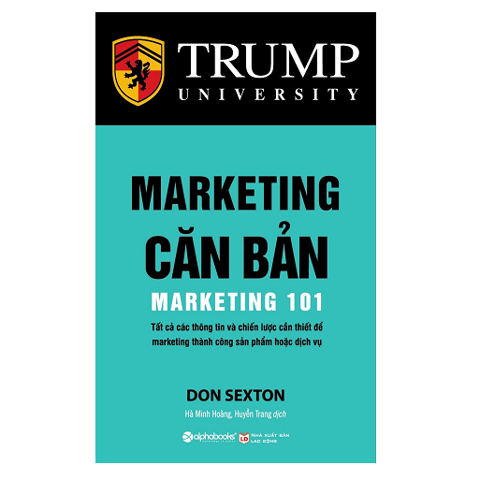Marketing Căn Bản - Don Sexton