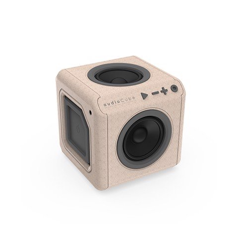 Loa gỗ Allocacoc audioCube |Portable| WOOD edition