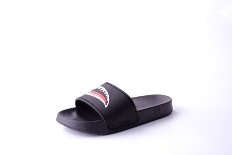 Vento Shark Slides Black